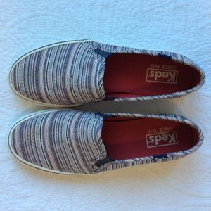 Keds Multicolor Slip Ons Size 6